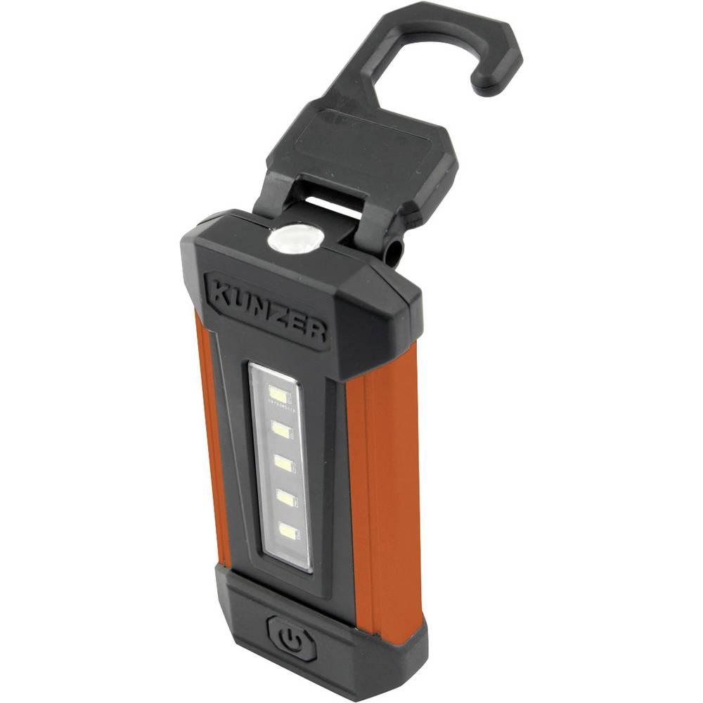 SMD-LED Arbejdslys Batteridrevet Kunzer PL-051 OR 2.5 W, 1.0 W