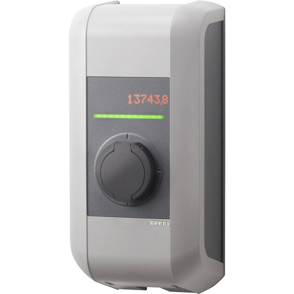 eMobility ladestation KEBA KeContact P30 Type 2 Mode 3 32 A 22 kW RFID