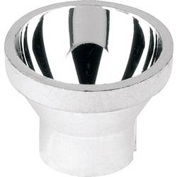 Reflektor za LED in žarnice, polikarbonat, primeren za LED 4.9 mm, žarnice 4.9 mm Mentor 2450.5100