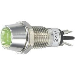 LED-Signalleuchte (value.1317401) SCI 149709 24 V/DC 20 mA Grøn