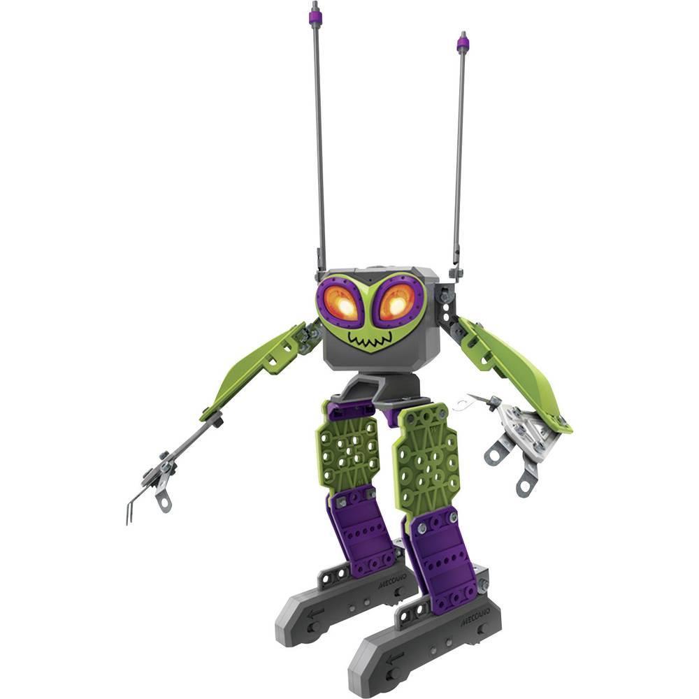 Robot igrača Meccano Tech Micronoid zelen
