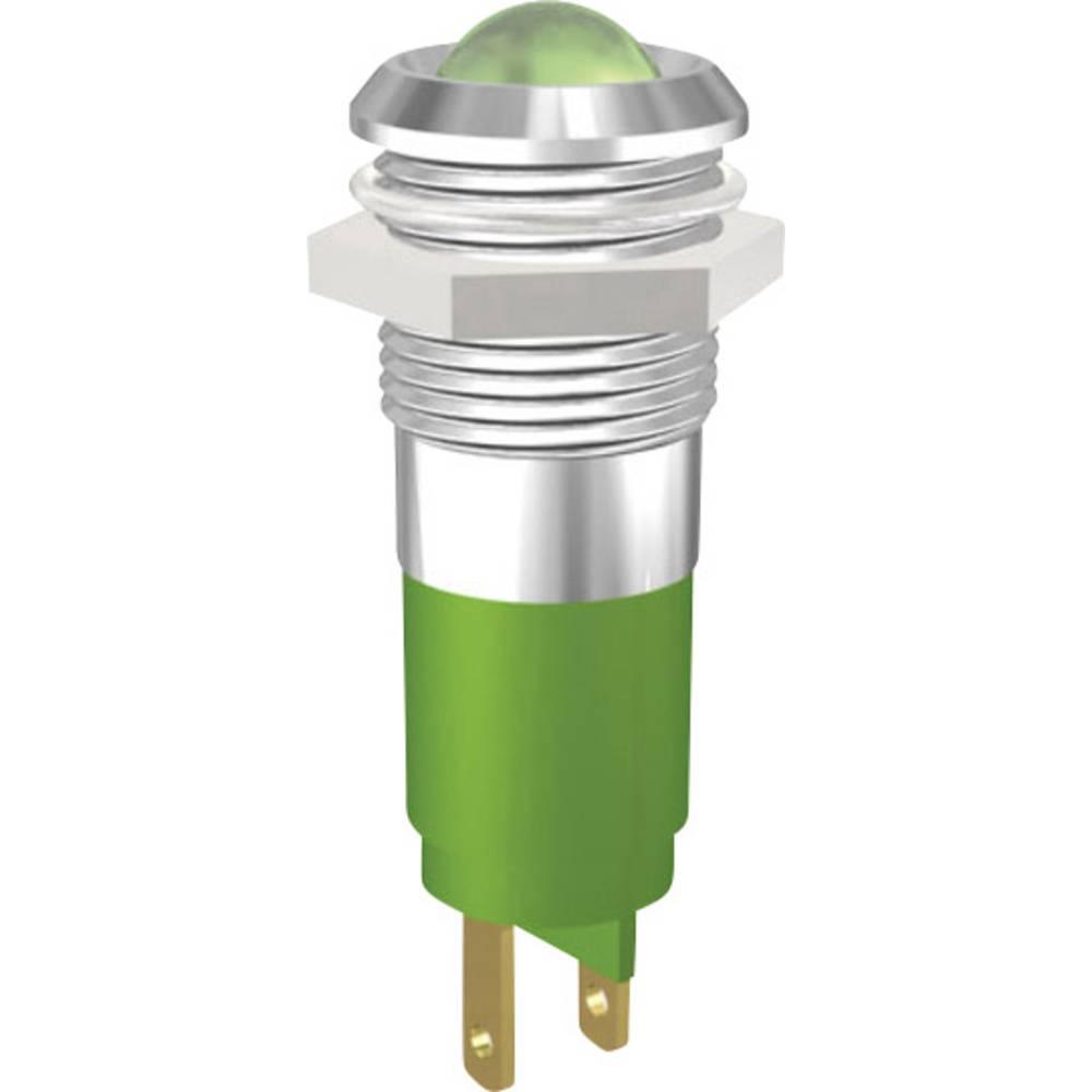 LED signalna lučka, rumena 24 V/DC Signal Construct SMBD14124