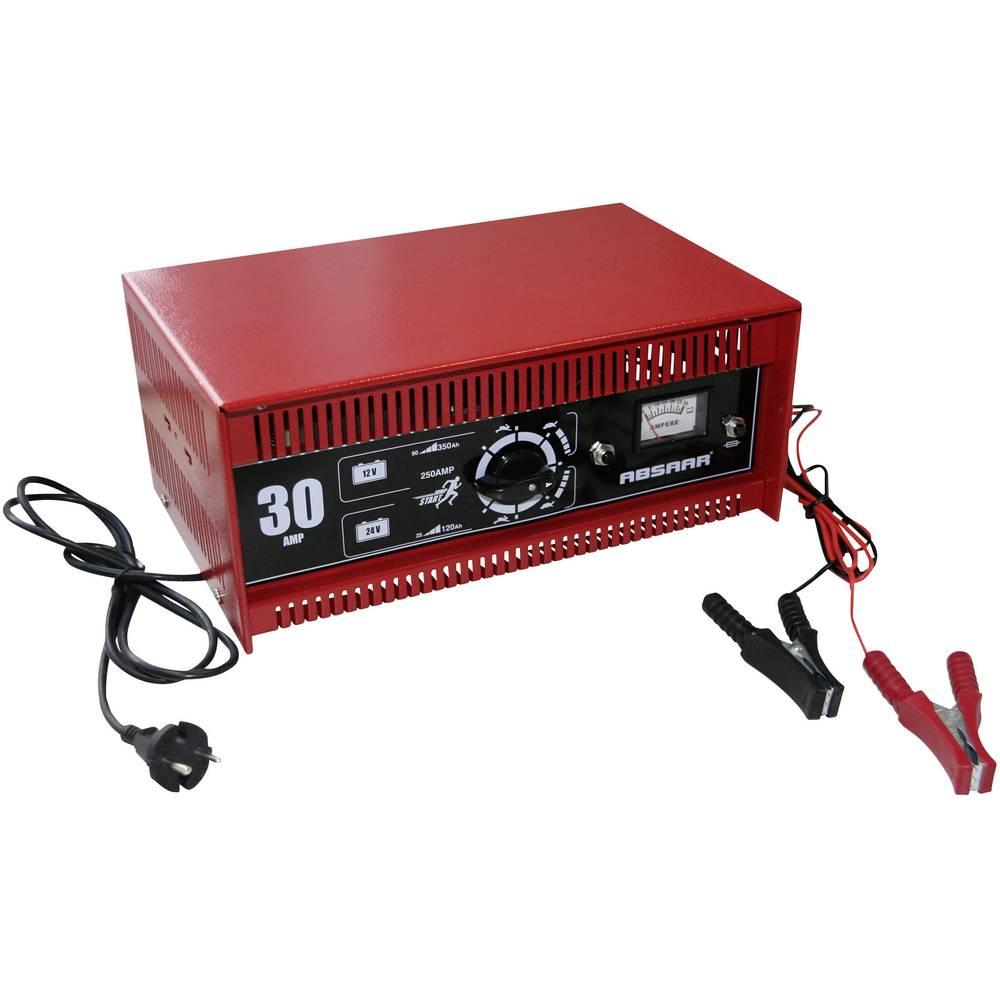 Absaar 0263004110 delavniški polnilnik 12 V, 24 V