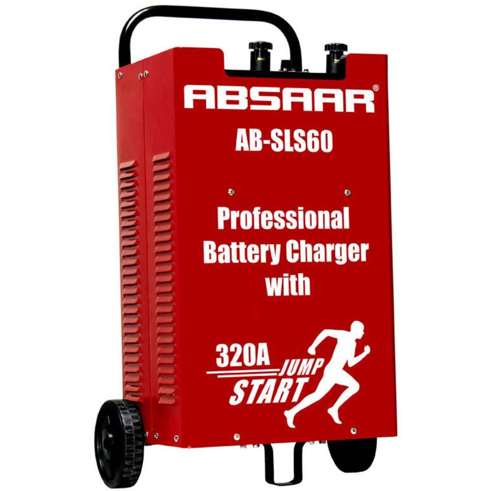 Værkstedsoplader Absaar AB-SLS 60 12 V, 24 V