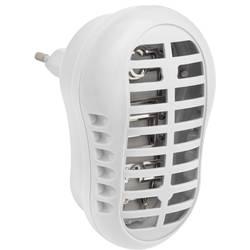 UV-uničevalnik insektov 1 W Gardigo UV-LED-ObstMuholovka 25143 (B x V x T) 60 x 95 x 85 mm bele barve 1 kos
