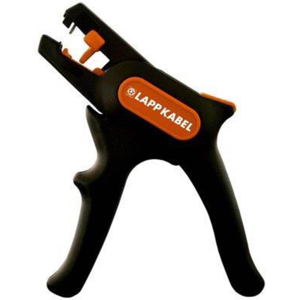 Automatska kliješta za skidanje izolacije, pogodna za kabele s PVC izolacijom 0.2 do 6 mm LappKabel Basic Strip 61725960