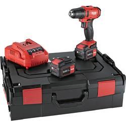 Flex DD 2G 10.8-LD akumulatorski vrtalni vijačnik 10.8 V 4 Ah Li-Ion vklj. 2 akumulatorja, vklj. kovček, vklj. dodatna oprema