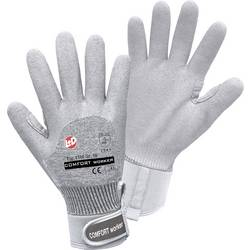 Griffy 1180 fino pletene rukavice, pamuk/elastan s PPU veličina 10