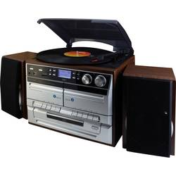 Kompaktstereo SoundMaster MCD5500DBR 2 x 2.5 W Brun