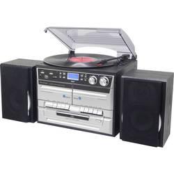 Kompaktstereo SoundMaster MCD5500SW 2 x 2.5 W Svart