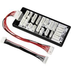 LiPo Balancer Board Izvedba polnilnika: XH Izvedba akumulatorja: HP/PQ, EH/F, XH, EH Primerno za celice: 2 - 6 Hitec