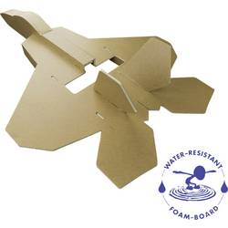 RC Motorflygplan Flite Test Mighty Mini F-22 Raptor 508 mm Byggsats