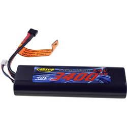 Modelarski akumulatorski komplet (LiPo) 7.4 V 3400 mAh 40 C Carson Modellsport Hardcase T-vtični sistem