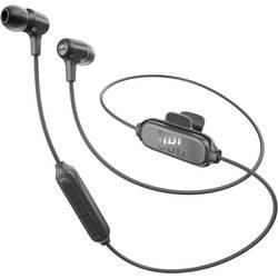 Bluetooth slušalke JBL Harman E25BT slušalke za v uho, črne barve