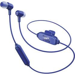 Bluetooth slušalke JBL Harman E25BT slušalke za v uho, modre barve