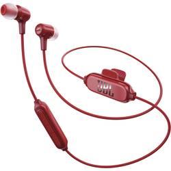 Stereo-Headset In-ear JBL Harman E25BT Bluetooth Röd