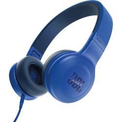 JBL Harman E35 on ear slušalke on ear zložljive, naglavni komplet modra