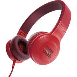 Hörlurar On-ear JBL Harman E35 Sladd Röd