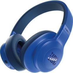 Hörlurar Over Ear JBL Harman E55BT Bluetooth Blå