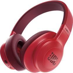 Hörlurar Over Ear JBL Harman E55BT Bluetooth Röd