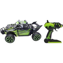 Amewi 22221 X-Knight 1:18 RC začetniški model avtomobila na električni pogon, Buggy pogon na vsa kolesa vklj. akumulator, polnil
