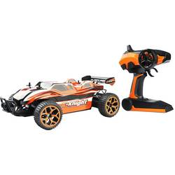 Amewi 22226 Fierce 1:18 RC začetniški model avtomobila na električni pogon, Truggy pogon na vsa kolesa vklj. akumulator, polniln