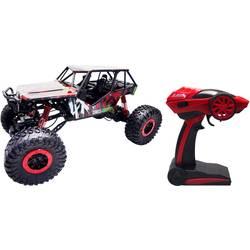 Amewi 22216 Crazy Crawler 1:10 RC začetniški model avtomobila na električni pogon, Crawler pogon na vsa kolesa vklj. akumulator,