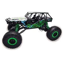 Amewi 22217 Crazy Crawler 1:10 RC začetniški model avtomobila na električni pogon, Crawler pogon na vsa kolesa vklj. akumulator,