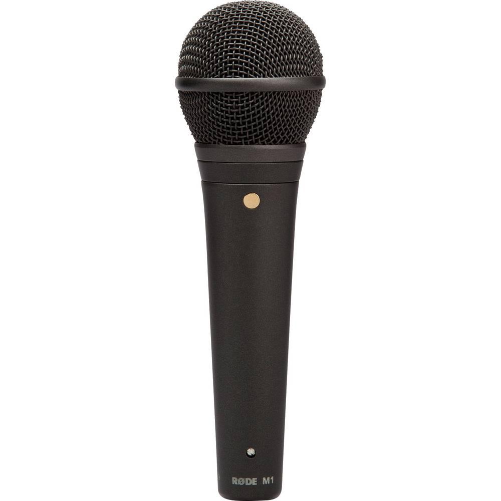 Vokalni mikrofon RODE Microphones M1 Način prijenosa:Žičani Uklj. držač