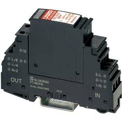 Prenaponska zaštita za razvodni ormar, zaštita od prenapona za: razvodni ormar Phoenix Contact PLT-T3-IT-230-FM 2906450 3 kA