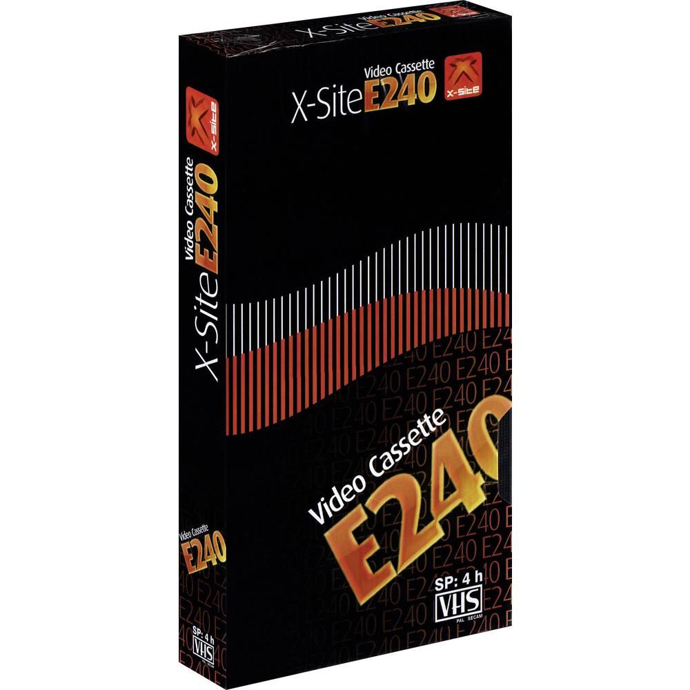 VHS video trak 240 min