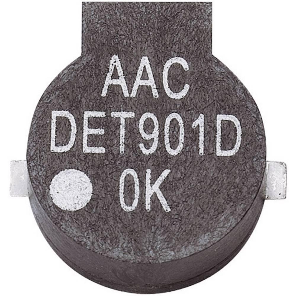 Magnetni SMD pretvarač zvuka,glasnoća: 94 dB 2 - 4 V/DC 220023
