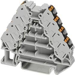 Potencijalni razdjelnik PTRV 4-PV /BK PTRV 4-PV /BK Phoenix Contact sive boje, sadržaj: 10 kom.