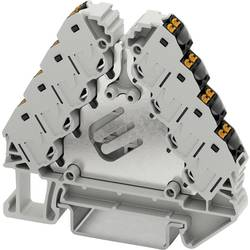 Potencijalni razdjelnik PTRVB 4-PV PTRVB 4-PV Phoenix Contact sive boje, sadržaj: 10 kom.
