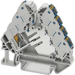 Potencijalni razdjelnik PTRVB 4-FI /BU PTRVB 4-FI /BU Phoenix Contact sive boje, sadržaj: 10 kom.