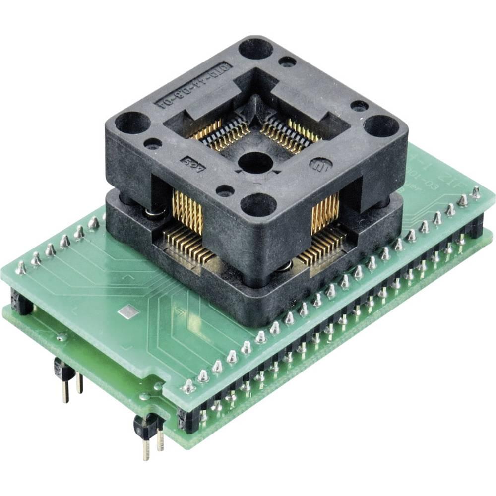 Adapter za ELNEC®-Programer Elnec 70-0076, tip DIL44/TQFP44-1 ZIF