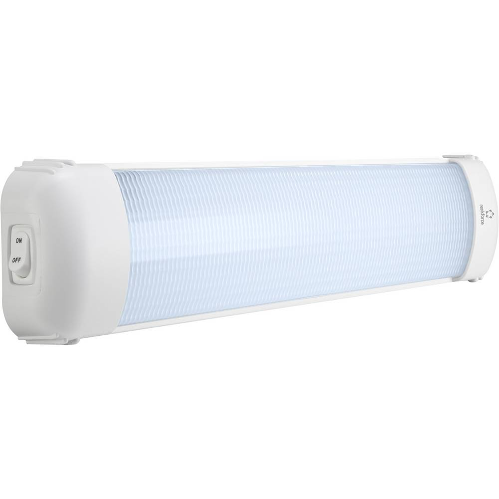 LED notranja svetilka LED (Š x V x G) 387 x 75 x 34 mm Renkforce