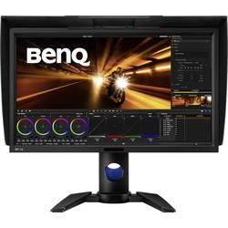 LED-zaslon 68.6 cm (27 ) BenQ PV270 EEK B 2560 x 1440 pikslov WQHD 5 ms USB 3.0, HDMI™, DVI, SD, DisplayPort, Mini Displa