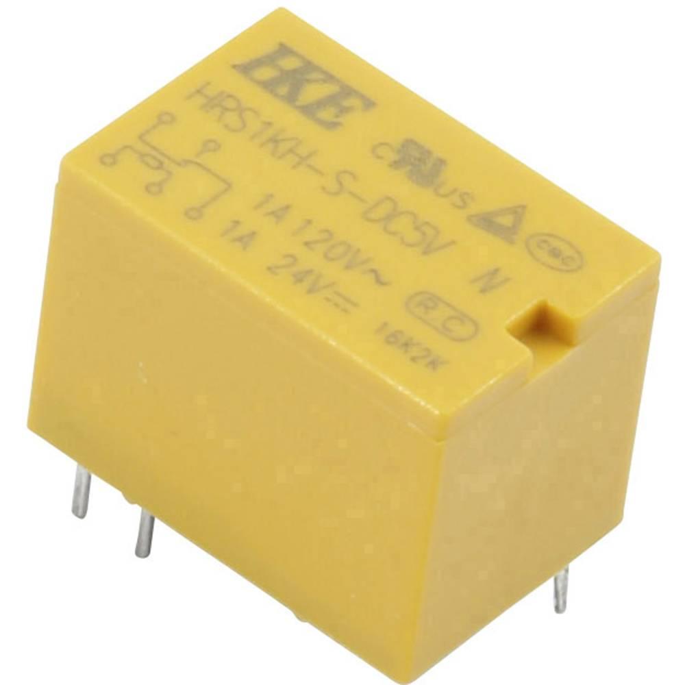 HKE HRS1KH-S-DC5V rele za tiskano vezje 5 V/DC 3 A 1 menjalo 1 kos
