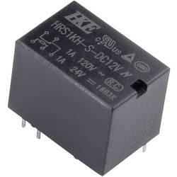 HKE HRS1KH-S-DC12V Rele za tiskano vezje 12 V/DC 3 A 1 menjalo 1 KOS