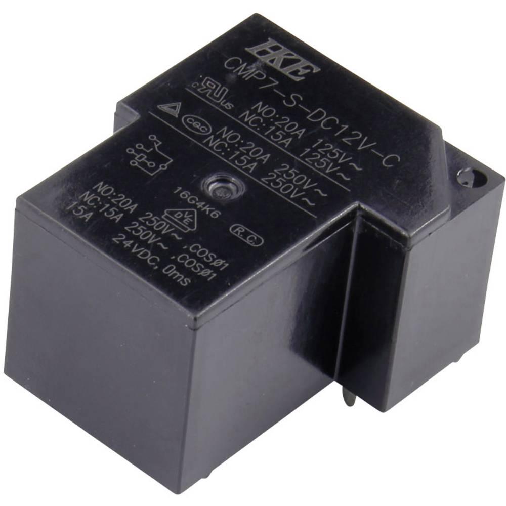 HKE CMP7-S-DC12V-C rele za tiskano vezje 12 V/DC 30 A 1 menjalo 1 kos