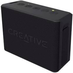 Bluetooth® zvočnik Creative Labs Muvo 2c s funkcijo prostoročnega telefoniranja SD, zaščiten pred škropljenjem črne barve
