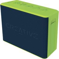 Bluetooth® zvočnik Creative Labs Muvo 2c s funkcijo prostoročnega telefoniranja SD, zaščiten pred škropljenjem zelene barve