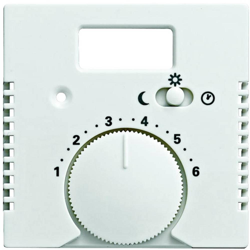 Busch-Jaeger pokrov, za termostat Busch-balance SI snežno-bele barve 1795 TA-914