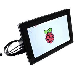 Raspberry Pi® Touch-Display-Modul Joy-it Rasp10LCD Svart