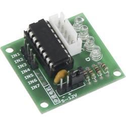 Raspberry Pi® Extension Board Joy-it modul řízení motoru vč. 5V krokového motoru