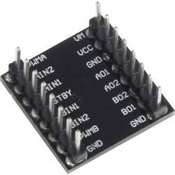 Raspberry Pi® Extension Board Joy-it ovládací modul pro stejnosměrné motory Svart