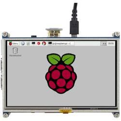 Joy-it RB-LCD5 modul zaslona osjetljivog na dodir 12.7 cm(5 palac)800 x 480 piksel Pogodno za: Raspberry Pi uklj. olovka s vrho