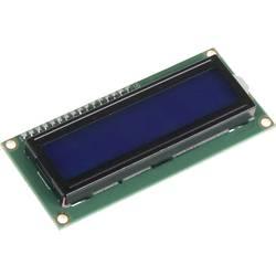 Joy-it SBC-LCD16x2 modul prikaza 6.6 cm(2.6 palac)16 x 2 piksel Pogodno za: Raspberry Pi, Arduino, Banana Pi, Cubieboard