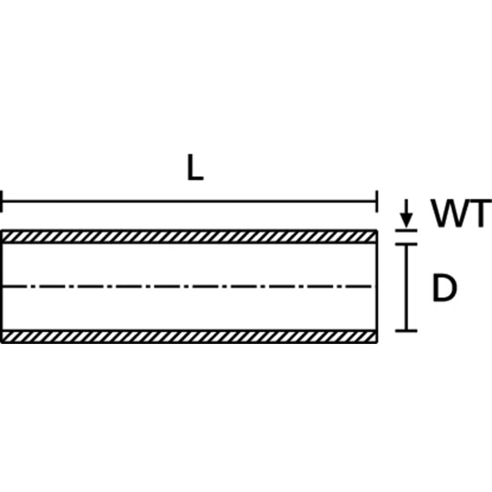 Kabelska čahura, promjer sponke (maks.) 20 mm kloropren-kaučuk crne boje HellermannTyton H40X30BK CR BK 500 1 kom